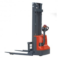 1600mm 1000kg Fully Powered Straddle Stacker Record CLC1016HS