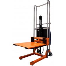 Record EMPS Electric Platform Stacker