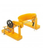 Record Fork Lift Drum Lifter DLF05Z