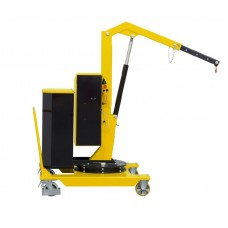 Record WC50E Electric Workshop Crane