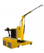 Record WC50EE Electric Workshop Crane