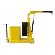 Record WC100E Electric Workshop Crane
