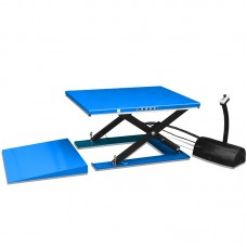 Record LPSLT-G Low Profile Static Lift Table