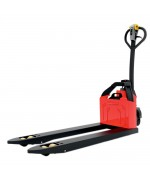 Record SQR12E Fully Powered Pallet Truck