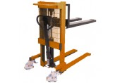 Record AHM Pedestrian Manual Stacker