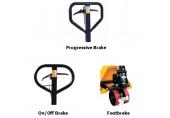 Record BF Brake Types + QL
