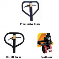 Record BF Brake Types + QL