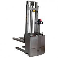 Record CL-Inox Stainless Fully Powered Stacker