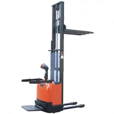 Record CPCFFL Fully Powered Stacker with Full Free Lift