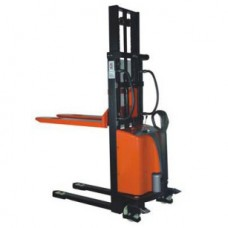 Record CTE Semi-Electric Pedestrian Stacker