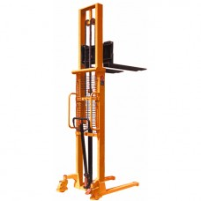 Record CTM Manual Pedestrian Stacker