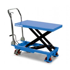 Record MMLT-G Manual Mobile Lift Table