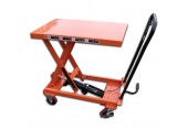 Record MMLT Manual Mobile Lift Table