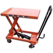 Record MMLT Manual Mobile Lift Table