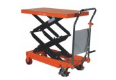 Record NTF-D Manual Mobile Lift Table