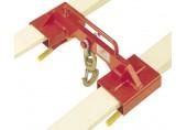 Record RBSHY Adaptor Beam with Swivel Hook