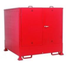 Record RFED Enclosed Drum Sump Storage System