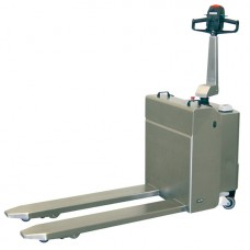 Record SQR-Inox Stainless Fully Powered Pallet Truck