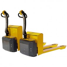 Record SQR14 + SQR18 Fully Powered Pallet Truck