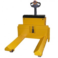 Record TEC Reel Handling Powered Pallet Truck