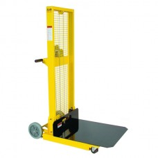 Record WLS Lift Stacker with Plate