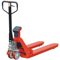 Record WS Weigh Scale Hand Pallet Truck