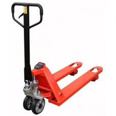 Record WSE Weigh Scale Hand Pallet Truck